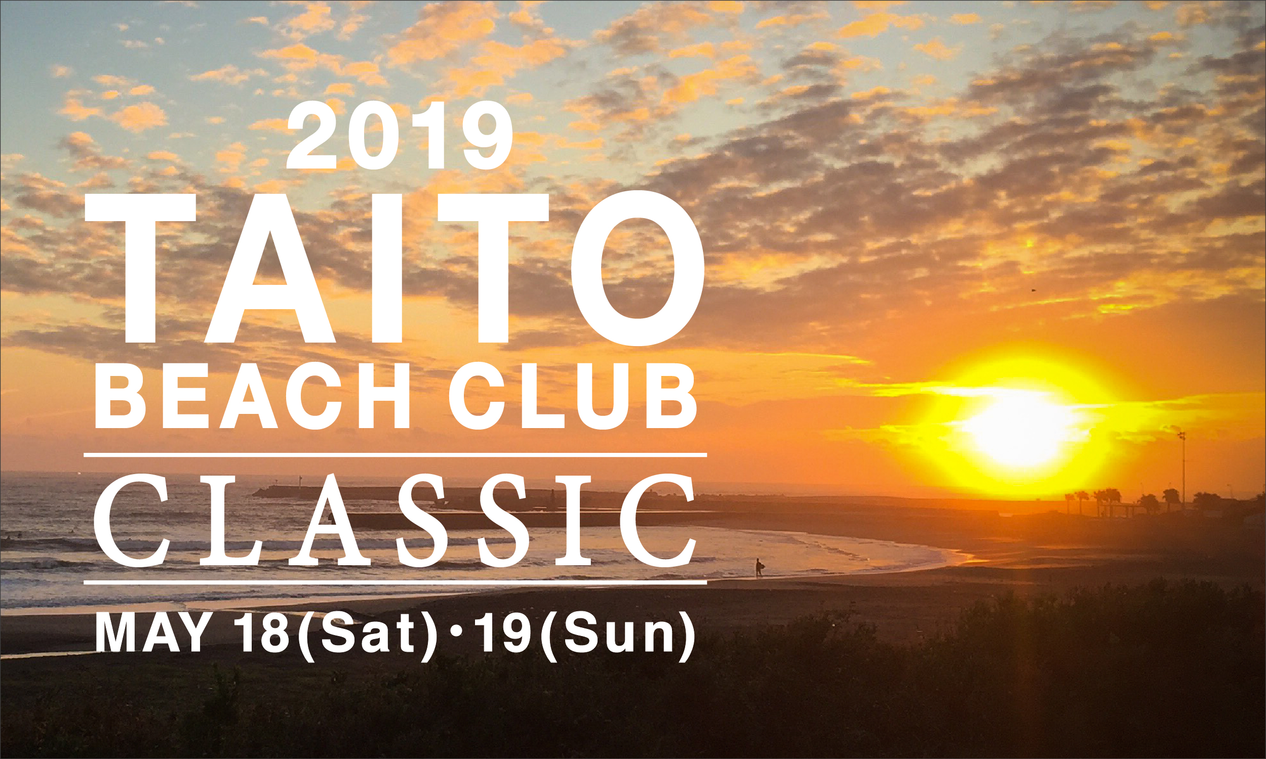 TAITO BEACH CLUB 2019